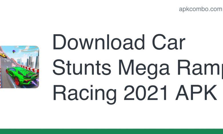 Download Car Stunts Mega Ramp Racing 2021 APK