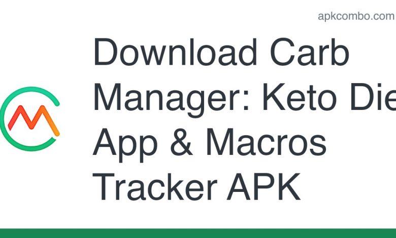 Download Carb Manager: Keto Diet App & Macros Tracker APK