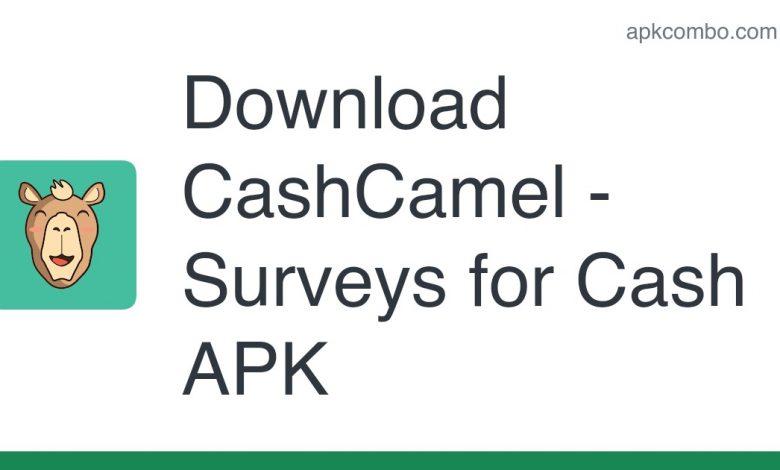 Download CashCamel - Surveys for Cash APK