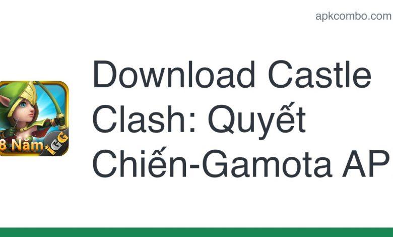 Download Castle Clash: Quyết Chiến-Gamota APK