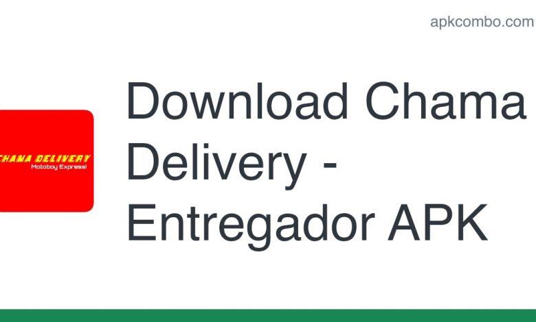 Download Chama Delivery - Entregador APK