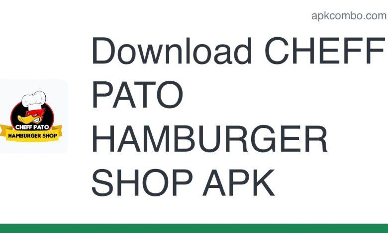 [Released] CHEFF PATO HAMBURGER SHOP