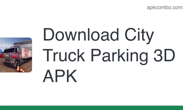 Download City Truck Parking 3D APK