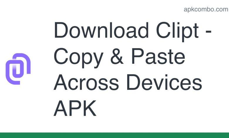 Download Clipt - Copy & Paste Across Devices APK