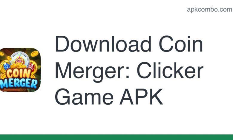 Download Coin Merger: Clicker Game APK