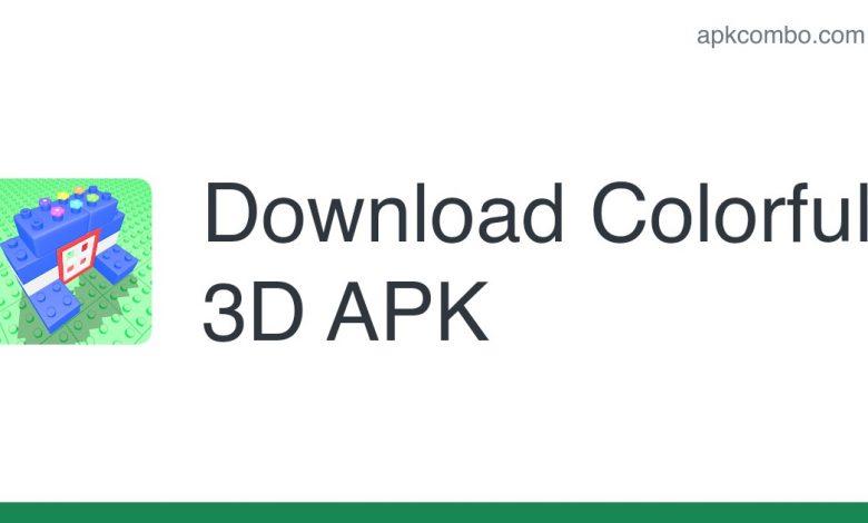 Download Colorful 3D APK - Latest Version