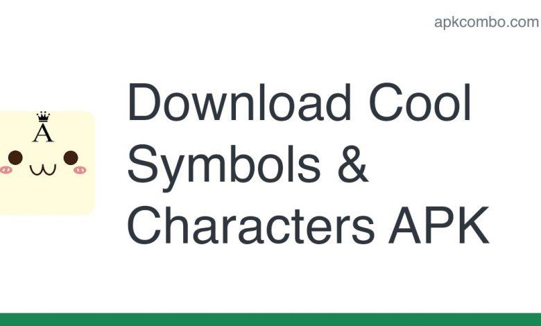 Download Cool Symbols & Characters APK