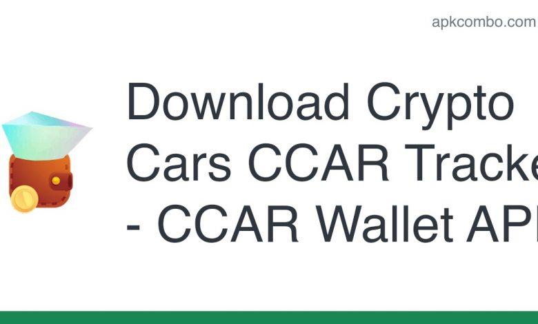 Download Crypto Cars CCAR Tracker - CCAR Wallet APK