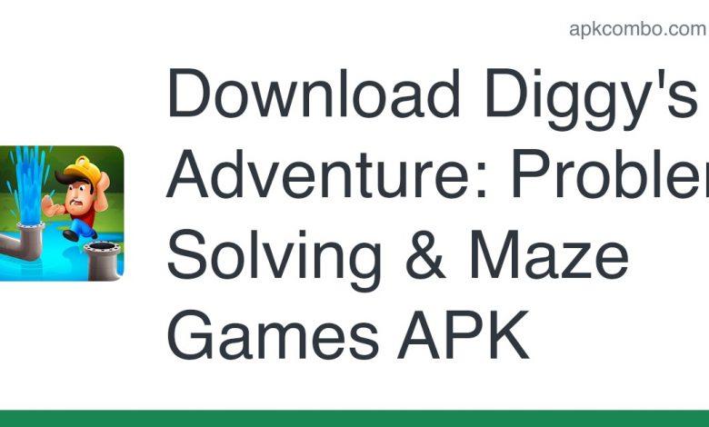Download Diggy's Adventure: Problem Solving & Maze Games APK
