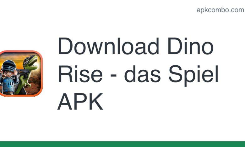 Download Dino Rise - das Spiel APK