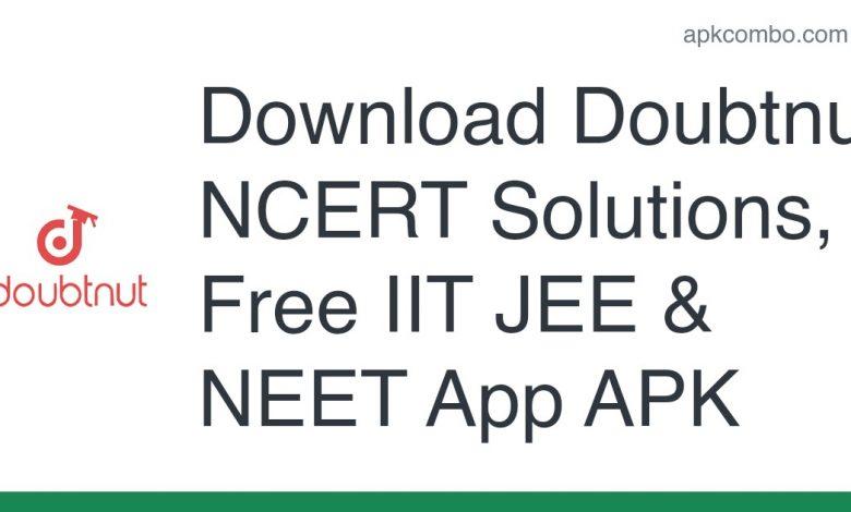 Download Doubtnut: NCERT Solutions, Free IIT JEE & NEET App APK