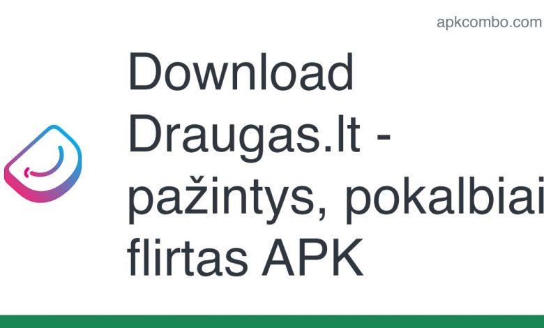 Download Draugas.lt - pažintys, pokalbiai, flirtas APK