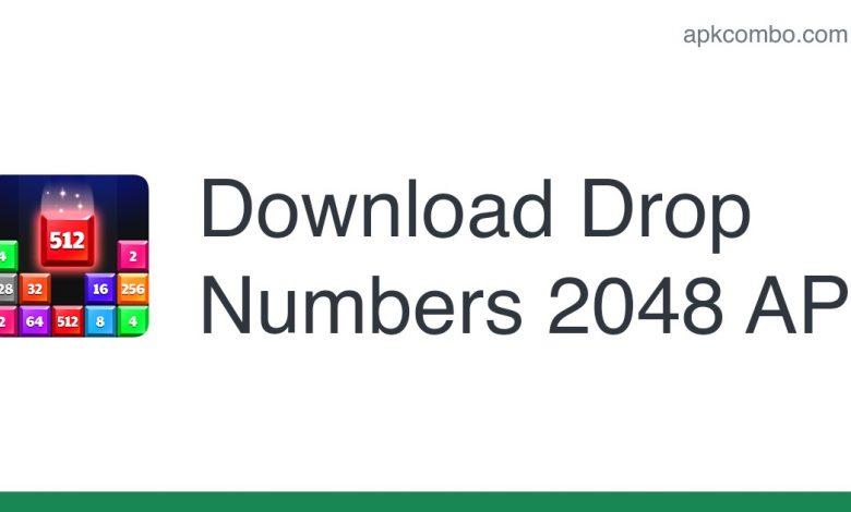 Download Drop Numbers 2048 APK