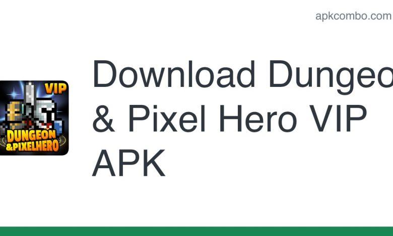 Download Dungeon & Pixel Hero VIP APK
