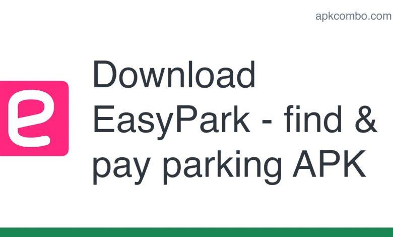 Download EasyPark - find & pay parking APK