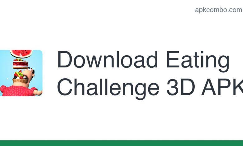 Download Eating Challenge 3D APK