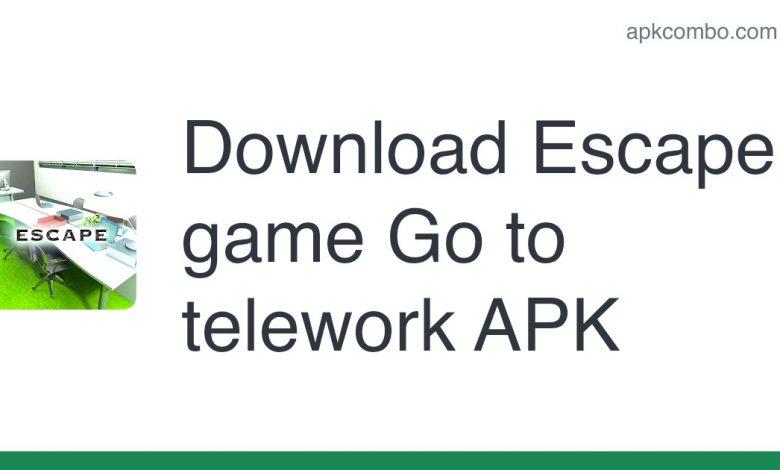 [Released] Escape game Go to telework