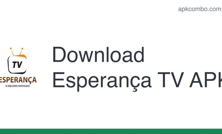 [Released] Esperança TV