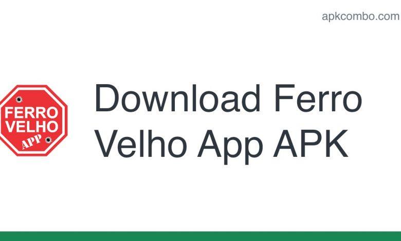 [Released] Ferro Velho App