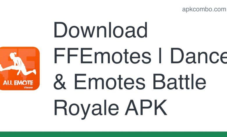 Download FFEmotes | Dances & Emotes Battle Royale APK