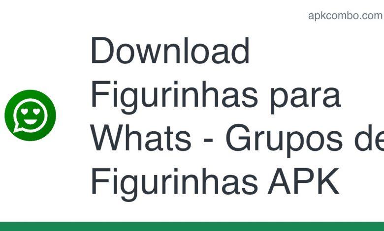 Download Figurinhas para Whats - Grupos de Figurinhas APK