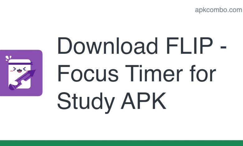 Download FLIP - Focus Timer for Study APK