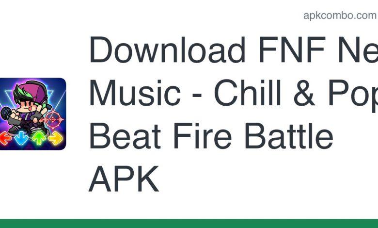 Download FNF Neo Music - Chill & Pop Beat Fire Battle APK