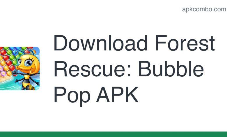 Download Forest Rescue: Bubble Pop APK