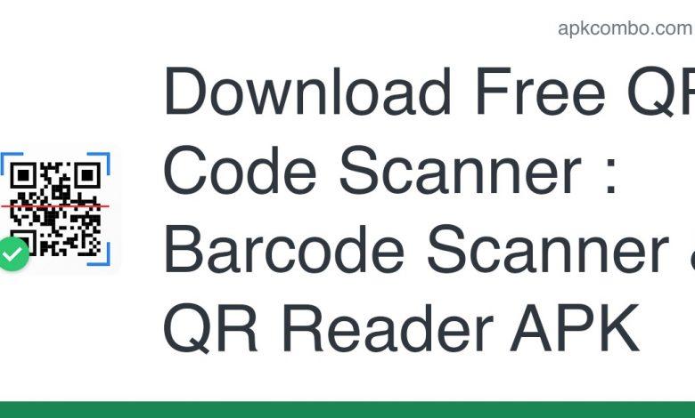 Download Free QR Code Scanner : Barcode Scanner & QR Reader APK