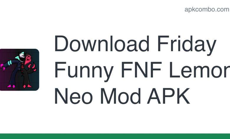 Download Friday Funny FNF Lemon Neo Mod APK
