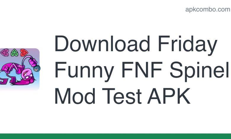 Download Friday Funny FNF Spinel Mod Test APK