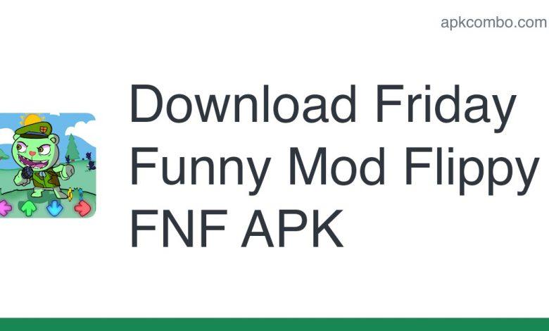 Download Friday Funny Mod Flippy FNF APK