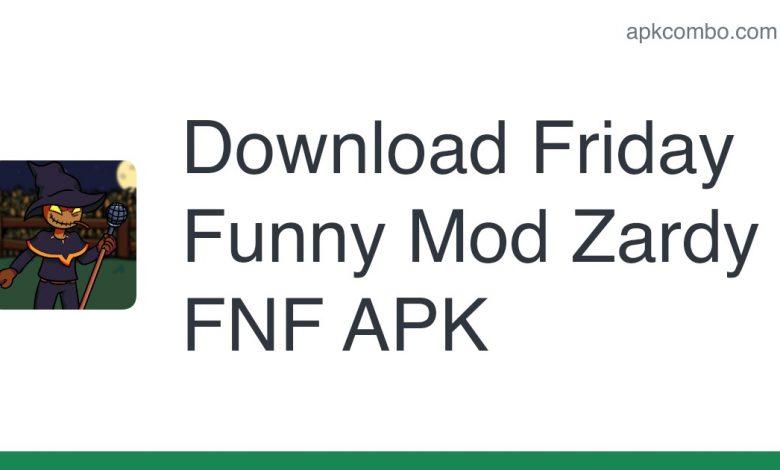 Download Friday Funny Mod Zardy FNF APK