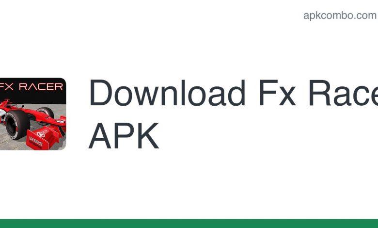 [apk_updated] Fx Racer