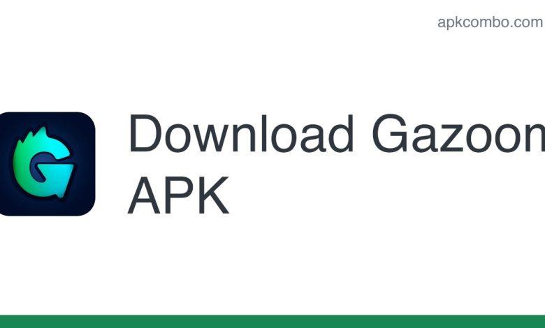 Download Gazoom APK - Latest Version