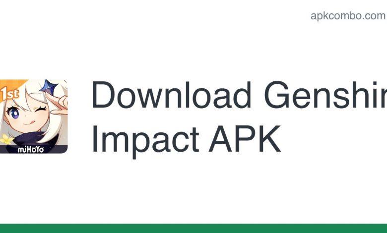 Download Genshin Impact APK - Latest Version