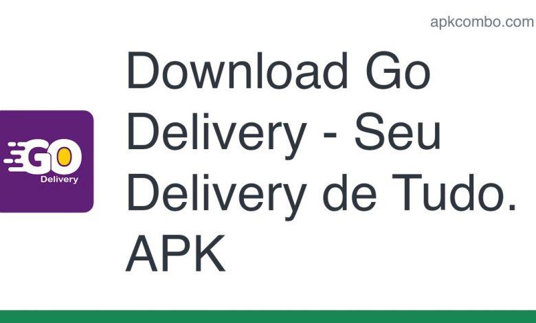 Download Go Delivery - Seu Delivery de Tudo. APK