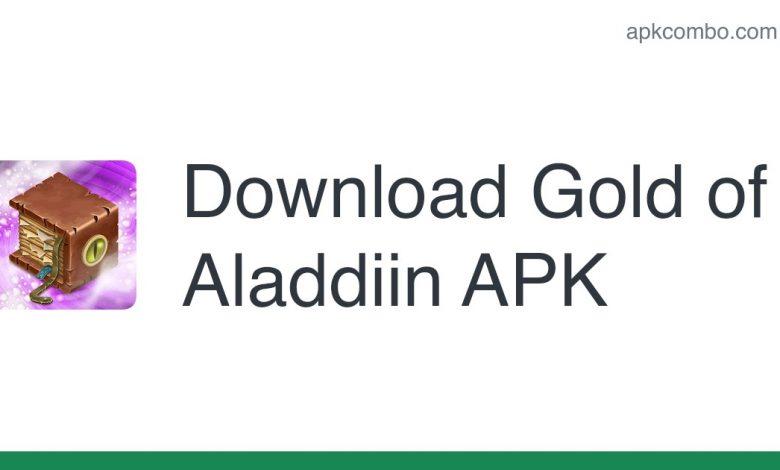 Download Gold of Aladdiin APK