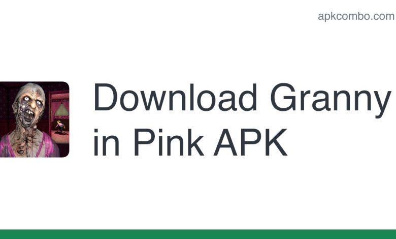 Download Granny in Pink APK