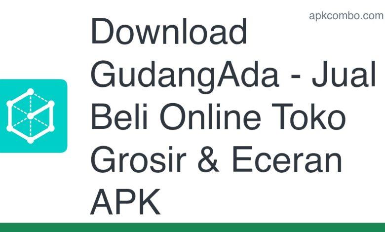 Download GudangAda - Jual Beli Online Toko Grosir & Eceran APK