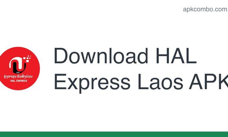[apk_updated] HAL Express Laos