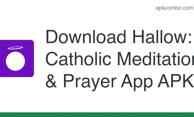 Download Hallow: Catholic Meditation & Prayer App APK