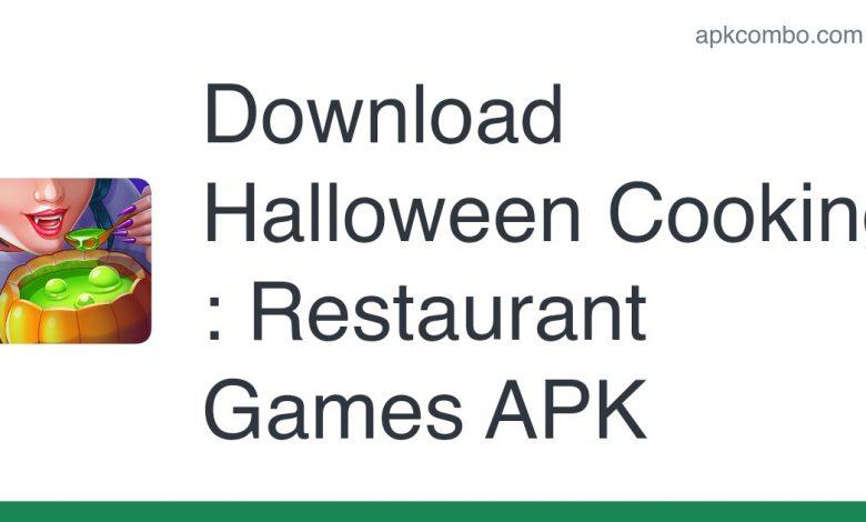 Download Halloween Cooking : Restaurant Games APK
