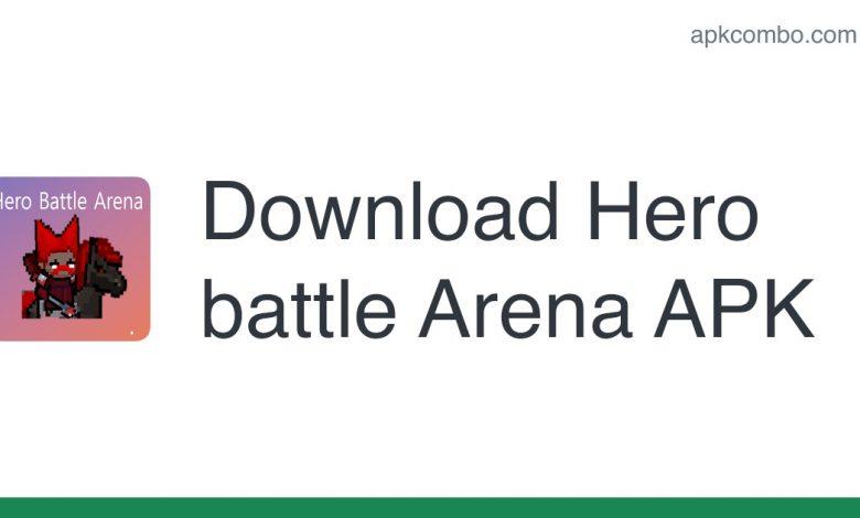 [Released] Hero battle Arena