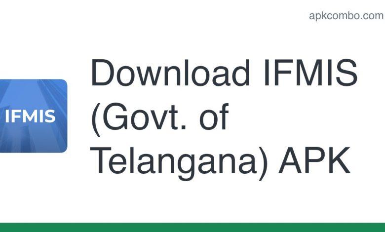 Download IFMIS (Govt. of Telangana) APK