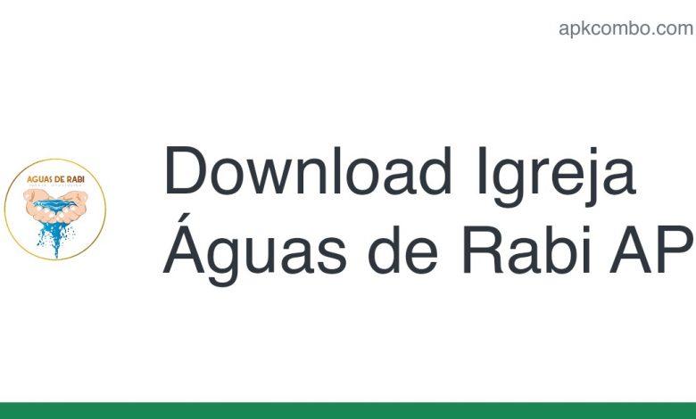 Download Igreja Águas de Rabi APK