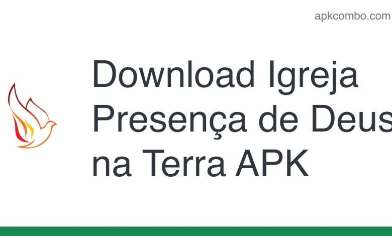 Download Igreja Presença de Deus na Terra APK