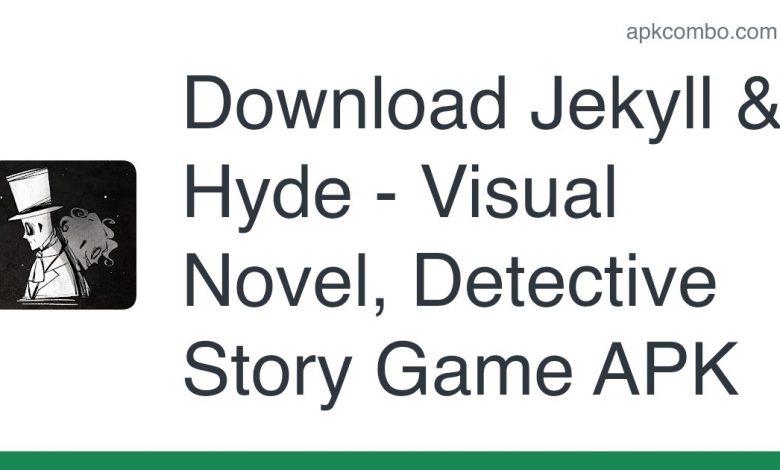 Download Jekyll & Hyde - Visual Novel, Detective Story Game APK