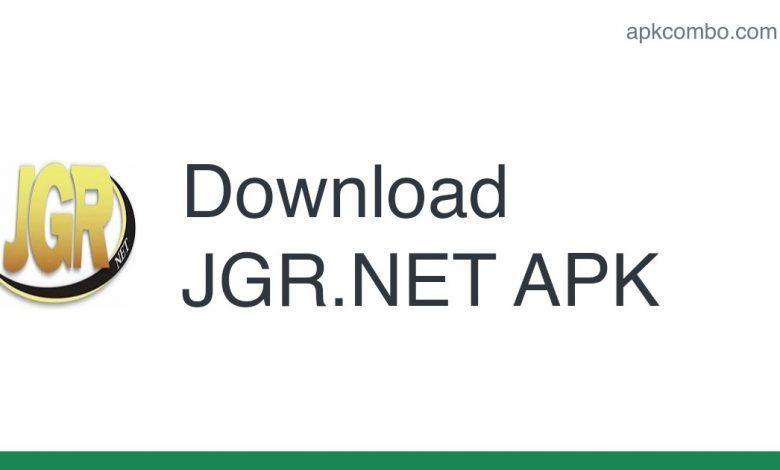 [Released] JGR.NET