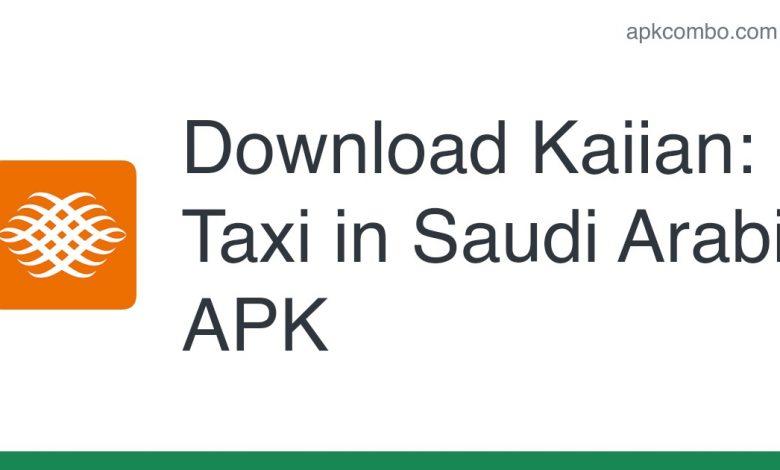 Download Kaiian: Taxi in Saudi Arabia APK